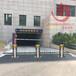 学校门口拦车防护自动升降路桩不锈钢升降柱