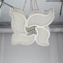 Led水晶吸顶灯,卧室吸顶灯,时尚温馨客厅吸顶灯,led线切割水晶吸顶灯卡骐灯饰照明