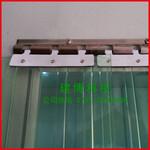 供应防静电门帘透明塑料软门帘防静电厂家生产图片