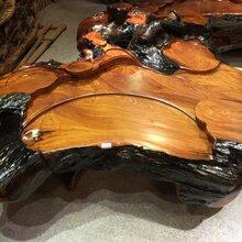 老挝花梨整体树根雕刻天然夹石根雕茶几功夫茶桌茶台茶海茶道金丝楠木鸡翅木黄金樟