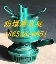 FWQB型風動潛水泵規格參數