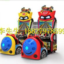 加菲猫卡丁车儿童游戏机具体价位来电咨询图片