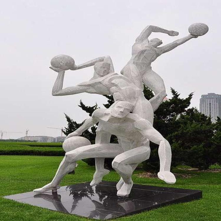 校园雕塑供应神鹰雕塑工艺品厂定做