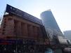 连云港市海连路乐天玛特对面楼顶三面翻广告位招商
