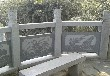 花岗岩芝麻白石材栏杆生产厂家远辉石材厂家