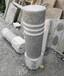 石材隔离柱隔离石礅车止石柱子防撞石墩圆球石鼓