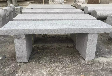 花岗岩石材香炉石材烧钱炉石材靠背椅桌凳花盆批发