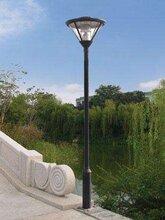 市电庭院灯-齐齐哈尔中源庭院灯-LED庭院灯图片