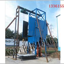 碳粉吨袋拆包机卸料效果好大袋卸料设备图片