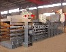 工厂椰丝液压打包机特点山东立式椰棕打包机海南棕榈丝生产线