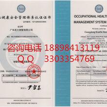 ISO体系认证办理