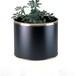 宏而达厂家生产不锈钢花盆酒店家庭简约创意花盆