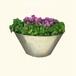 厂家定制不锈钢玫瑰金花盆中式落地式金属花盆定制