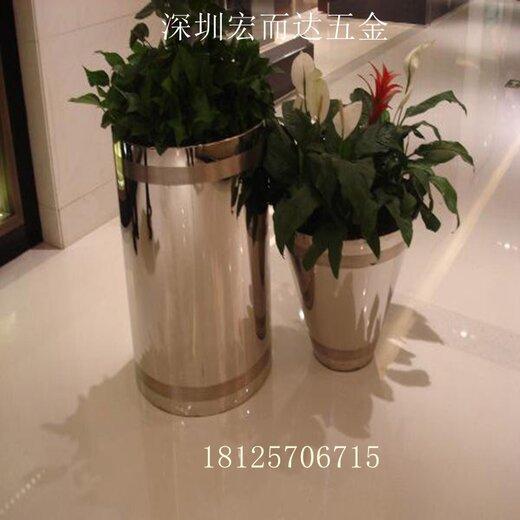安慶定制不銹鋼花盆量大從優