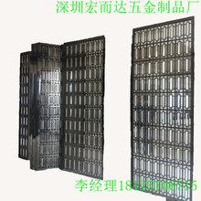 宏而达不锈钢屏风隔断黑钛金不锈钢屏风花格镂空图片
