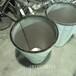 厂家定制不锈钢花钵不锈钢花盆带轮加工定制