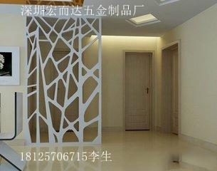 宏而达五金制品酒店屏风隔断定制,滨州屏风隔断生产厂家