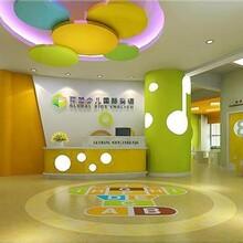 专业幼儿园彩绘设计北京幼儿园设计公司幼儿园创意空间设计