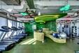 北京健身房设计公司健身会所装修运动馆装修免费上门测量精英团队创意健身房设计方案