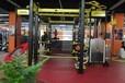 北京健身房设计公司昌平健身房装修健身房3d效果图设计健身房装修设计三原则