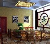 北京現代茶樓設計茶樓裝修,透明報價,保證質量,全程零增項