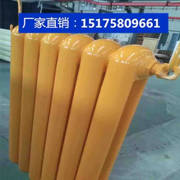供应YGH-III/400钢弧管散热器钢制三柱弧管暖气片的详细信息