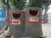 厂家供应四川贵州重庆仿树皮垃圾桶仿木垃圾桶经久耐用美观大方