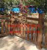 古典园林花箱栏杆