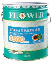 菊花牌0500保耐美墙面漆图片