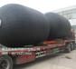 優質新型沉船打撈氣囊,纏繞式橡膠靠球,廠家直銷