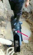 小區管道維修公司檢測漏水點多少錢圖片