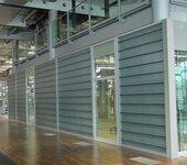 汉威牌镀锌喷塑高铁声屏障专业生产隔音墙高品质降噪设备