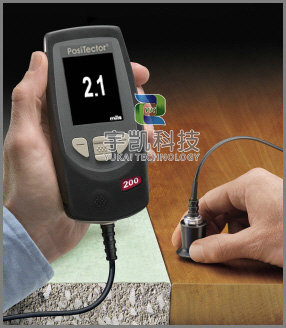 美国DeFelskoPosiTector200B/A超声波测厚仪品牌推荐