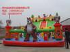 大型儿童乐园充气城堡龙游厂家热销直供游艺设备批发销售