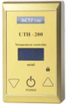 【济南温控器价格_供应汗蒸房地暖用UTH系列温控器_温控器图片】-