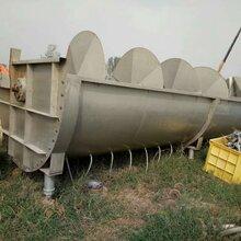山東供應優質大容量二手家禽螺旋預冷機,二手屠宰預冷設備圖片