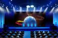 专业舞台搭建、背景制作、舞美设计、舞台特效设备租赁