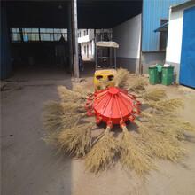 山东牵引式扫路机折叠式扫地机厂家批发招商代理图片