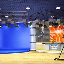 多功能校园演播室建设北京校园演播室建设虚拟演播室..图片