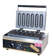 玛芬热狗棒机,法式玛芬热狗棒机,法式热狗机,热狗棒烘烤炉图片
