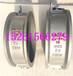 铸钢对夹式双瓣止回阀H77X-16CDN50-DN300