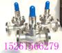 Y42X-16P活塞可调式不锈钢304法兰减压阀DN15-500