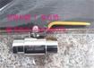 Q11F-64P气源球阀不锈钢高压内螺纹广式球阀