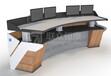 福建联众恒泰升降控制台AOC-Z系列铁路指挥调度中心操作台定制设计