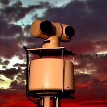 光电雷达、红外雷达探测监控安全系统