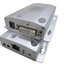 视频网线延长器DVI-200DP(POEDVI视频延长)图片