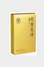 黑马茶厂1000g荷香手筑茯砖益阳安化传统黑茶图片