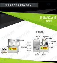 河南商丘豆腐机自动豆腐机型号全安装调试好整机发货图片