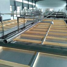 山东烟台腐竹机器油皮机形状可定制腐竹油皮机视频图片