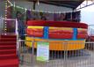 迪斯科转盘广场公园游乐场儿童成人大人小孩游乐设备多座位可定制